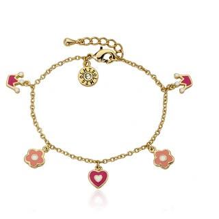 Little Miss Twin Star Rocking Royalty Bracelet