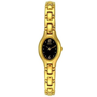 Seiko Women's Stainless Steel Goldtone Watch