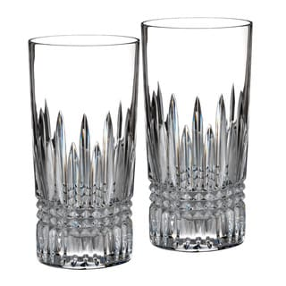 Waterford Lismore Diamond HiBalls (Set of 2)