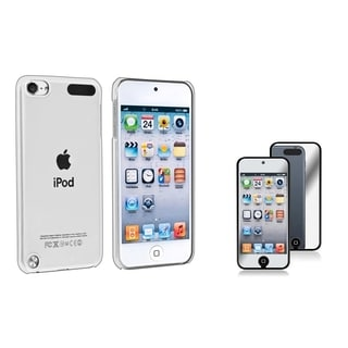 Insten Crystal iPod Case Cover/ Mirror Screen Protector for Apple iPod Touch 5th/ 6th