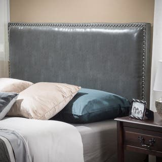 Hilton Adjule Full Queen Headboard By Christopher Knight Home