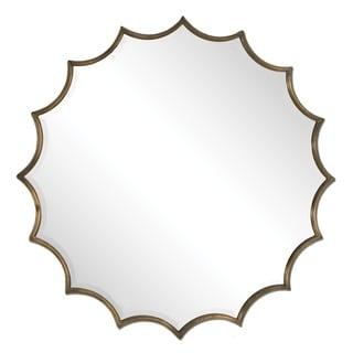 Uttermost San Mariano Starburst Mirror