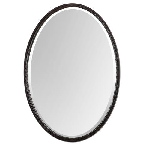 Uttermost Casalina Oil Rubbed Bronze Mirror
