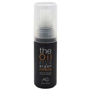 AG Argan Miracle Smoothing 1-ounce Hair Oil