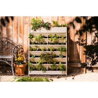 Living Wall Deck Garden