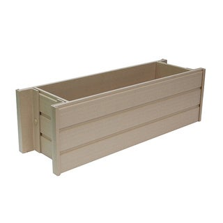 EcoChoice 24-inch Rectangle Window Box