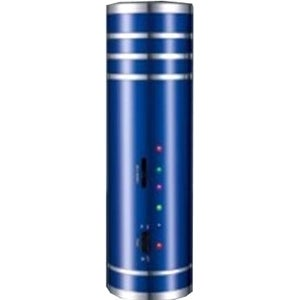 Supersonic SC-1329 Speaker System - Battery Rechargeable - Blue
