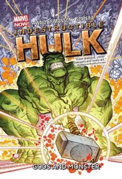 Indestructible Hulk 2: Gods and Monsters (Marvel Now) (Paperback)