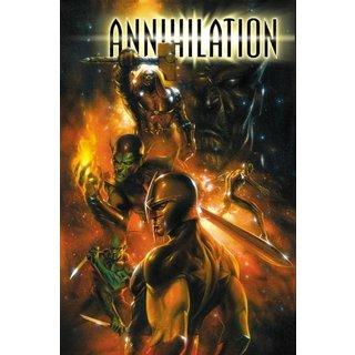Annihilation Omnibus (Hardcover)