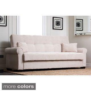 ABBYSON LIVING Amy Fabric Sleeper Sofa Bed