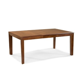 Shop Intercon Scottsdale Solid Rubberwood Dining Table Free