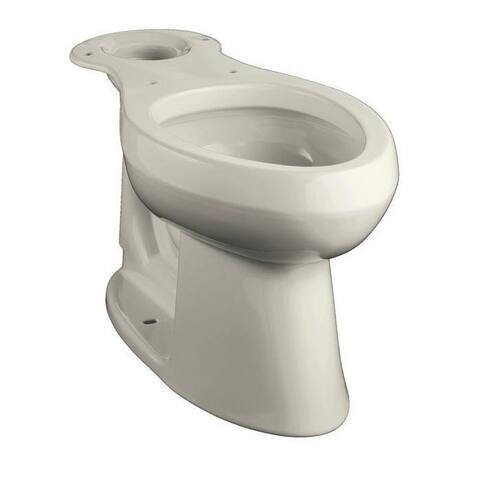 Kohler K-4199 Highline Comfort Height Elongated Toilet Bowl