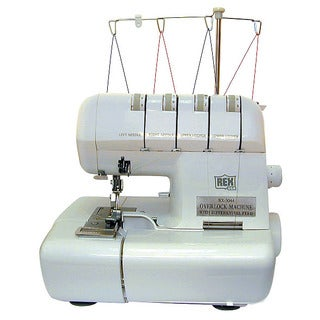 Rex Overlock Serger Machine