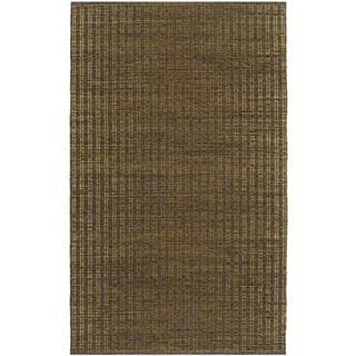 Natures Elements Wind Khaki Rug (7'10 x 10'10)