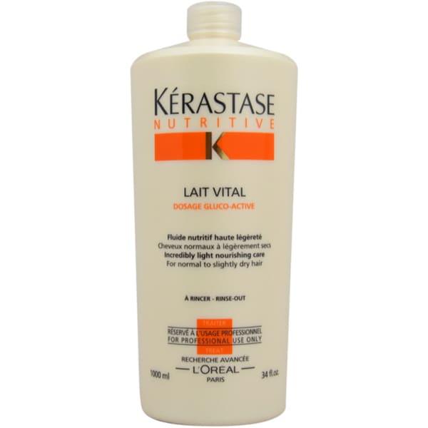 Kerastase Nutritive Lait Vital 34-ounce Conditioner