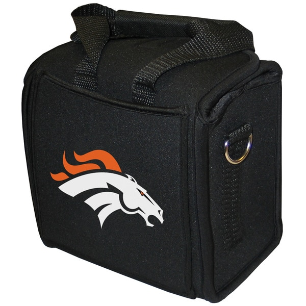 NFL Denver Broncos Neoprene Can Tote