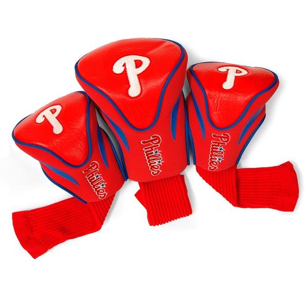MLB Philadelphia Phillies Contour Wood Headcover Set