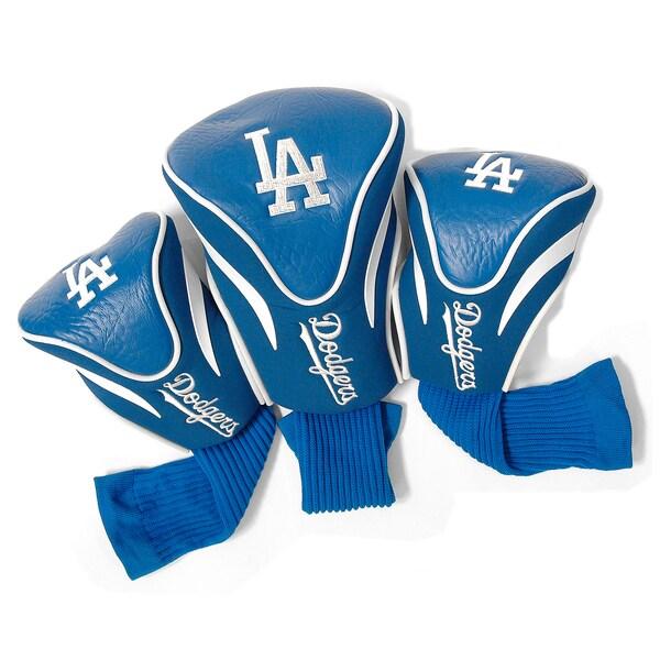 MLB Los Angeles Dodgers Contour Wood Headcover Set