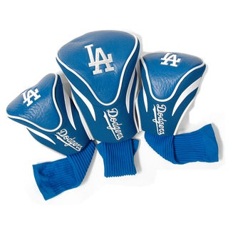 MLB Los Angeles Dodgers Contour Wood Headcover Set