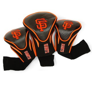 MLB San Francisco Giants Contour Wood Headcover Set