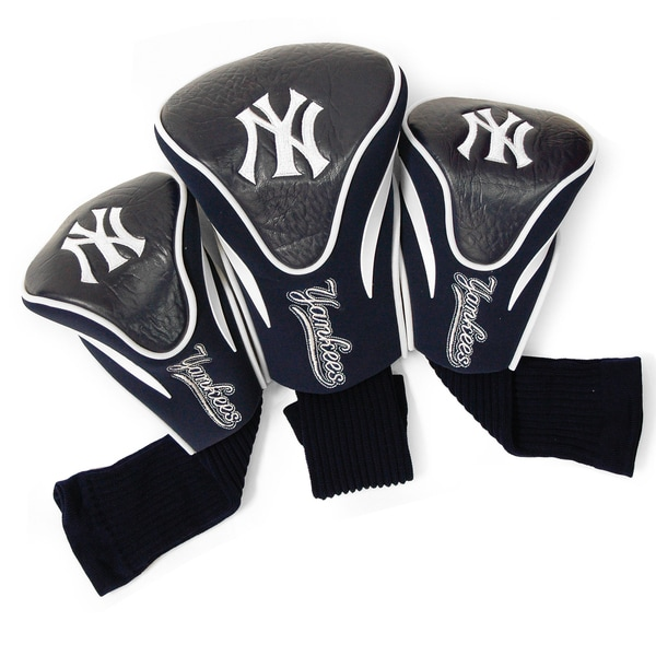 MLB New York Yankees Contour Wood Headcover Set