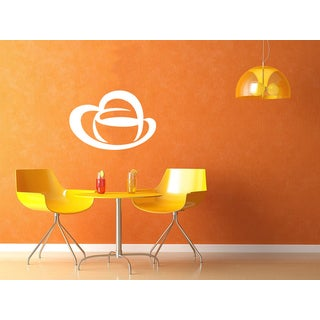 Cup of Coffee Vinyl Wall Decal