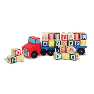 Melissa & Doug Alphabet Truck|https://ak1.ostkcdn.com/images/products/8569023/Melissa-Doug-Alphabet-Truck-P15844181.jpg?impolicy=medium