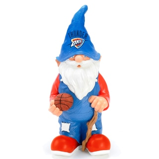 NBA Oklahoma City Thunder 11-inch Garden Gnome