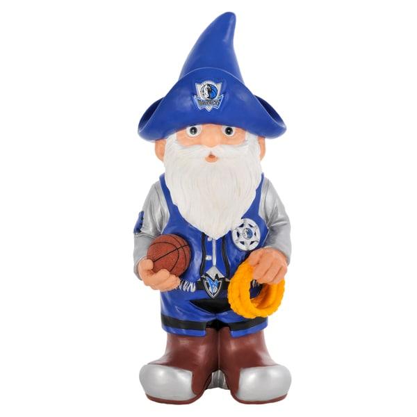 Forever Collectibles NBA Dallas Mavericks 11-inch Thematic Garden Gnome