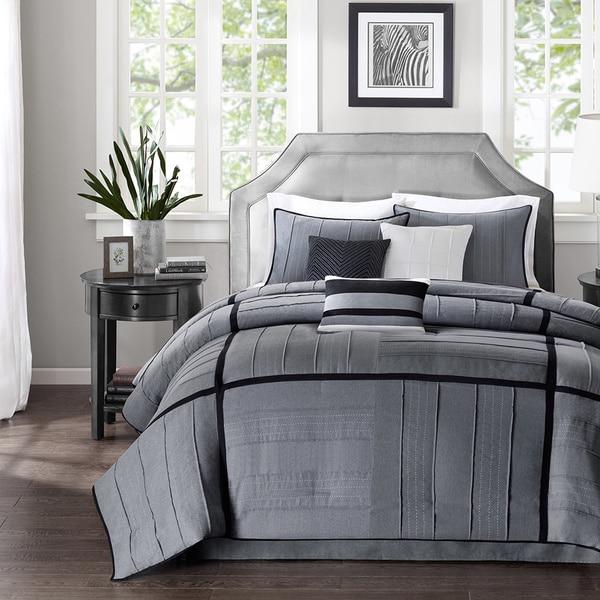 Madison Park Riverside 7-piece Comforter Set