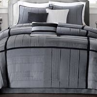 Madison Park Riverside 7-piece Comforter Set