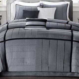Porch & Den Fruita 7-piece Comforter Set