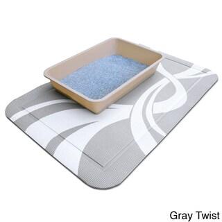 PetFusion SmartGrip Cat Litter Box Mat