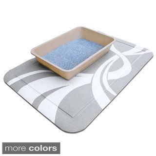 PetFusion SmartGrip Litter Mat