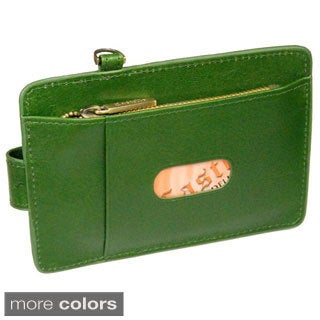 Castello Italian Leather Smart/ iPhone Wristlet