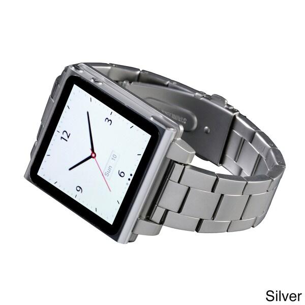 Hex Vision iPod Nano Gen 6 Metal Watch Band