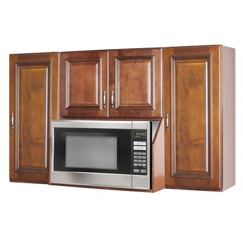 Brandywine Microwave Wall Cabinet Unit