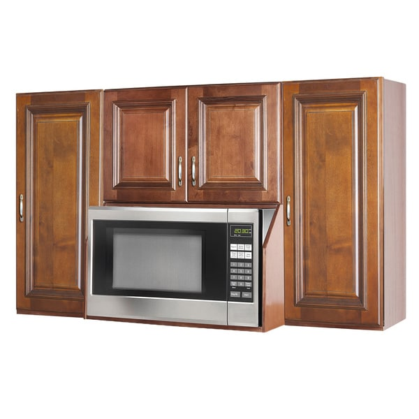 Shop Brandywine Microwave Wall Cabinet Unit