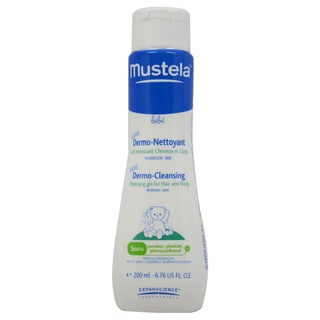 Mustela Kid's 6.76-ounce Dermo Cleansing Gel for Hair and Body