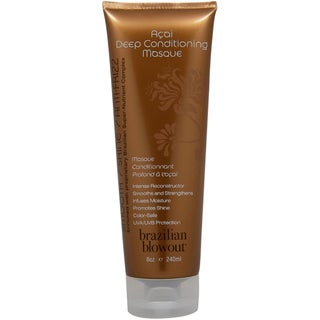 Brazilian Blowout Acai Deep Conditioning 8-ounce Hair Masque