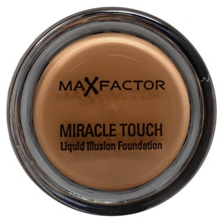 Max Factor Miracle Touch Bronze Liquid Illusion Foundation
