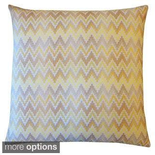 Jiti Luxe Gold Throw Pillow