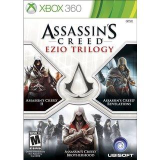 Xbox 360 - Assassins Creed: Ezio Trilogy