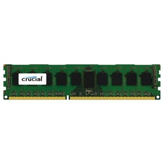Crucial 8GB, 240-pin DIMM, DDR3 PC3-14900 memory module