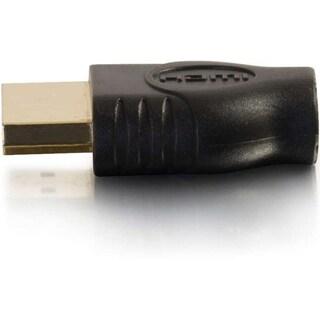 C2G HDMI Micro Female to HDMI Male Adapter