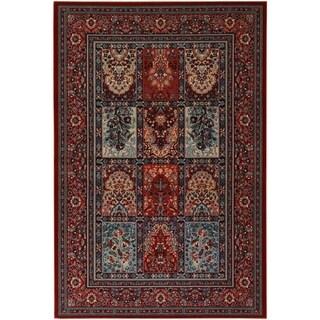 Timeless Treasures Vintage Baktiari Persian Wool Rug (5'3 x 7'6)