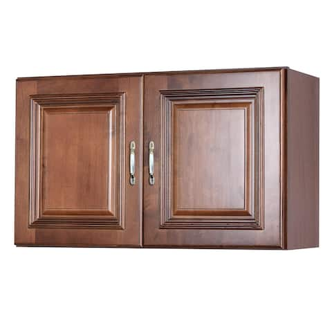 3018 Maple Wall Cabinet