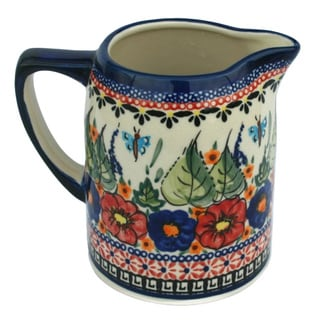 Polish Stoneware Pitcher (Poland)