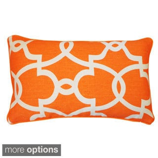 Dean Orange Creme Pillow
