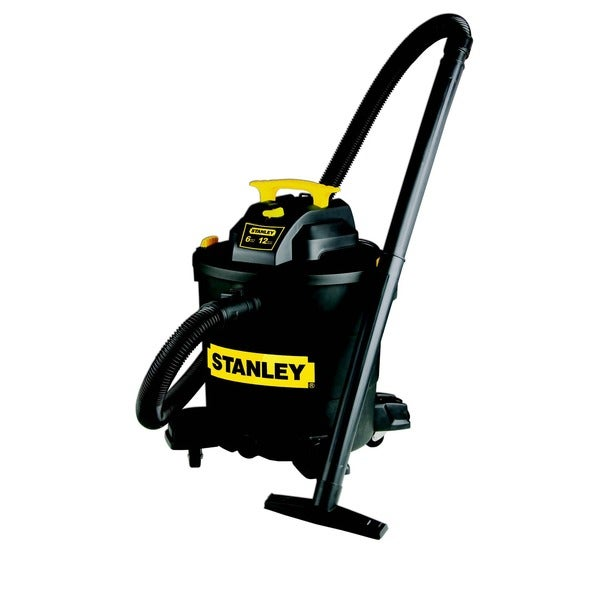 Shop Stanley 12 Gallon Wet And Dry Vacuum Free Shipping